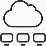 Based Cloud Icon Internet Seo Icons Editor