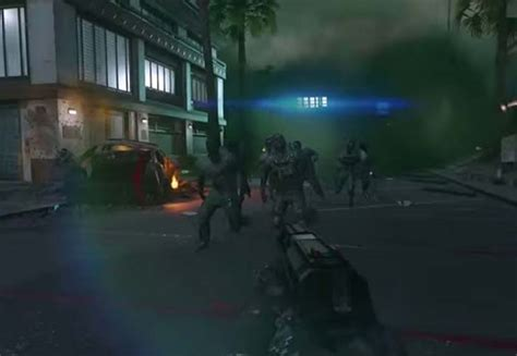 warfare advanced zombies exo cod riot duty call map heavy light vs ps4