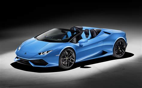 2016 Lamborghini Huracan Lp 610 4 Spyder Wallpapers