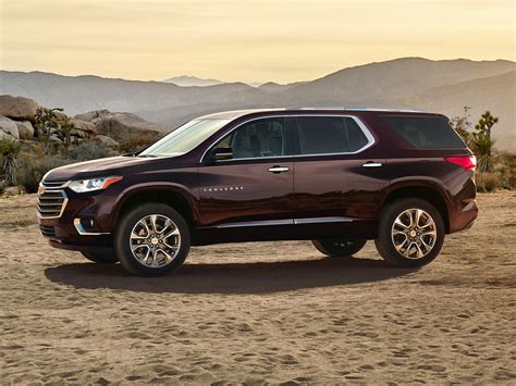 New 2018 Chevrolet Traverse  Price, Photos, Reviews