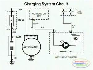 Charging System  U0026 Wiring Diagram
