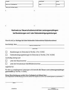13b Ustg Rechnung : bergang der steuerschuldnerschaft nach 13b ustg auf bauleistungen warum sie eine tg 1 ~ Themetempest.com Abrechnung