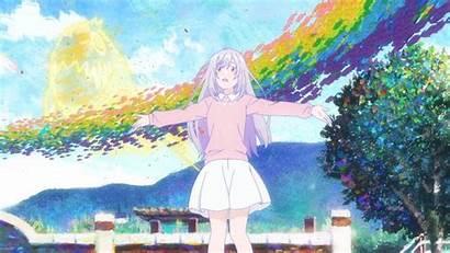 Sekai Irozuku Kara Ashita Iroduku Anime Hitomi