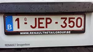 Immatriculation Voiture Belge : top communication plaques d 39 immatriculation ~ Gottalentnigeria.com Avis de Voitures