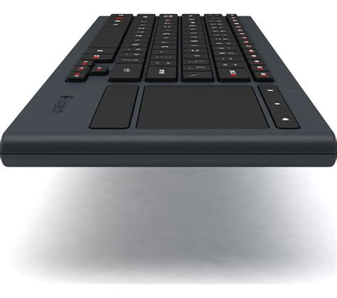 Logitech Illuminated Living Room Wireless Keyboard K830 Manual by Buy Logitech Illuminated Living Room K830 Wireless