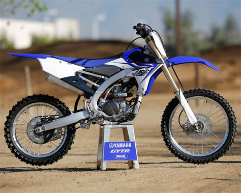 2014 motocross bikes 2014 yamaha yz250f dirt bike test