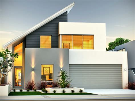 Home Design : Beautify Modern Minimalist Facade