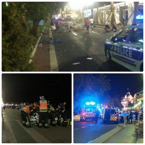 ATENTAT TERORIST in Nisa Franta cel putin 84 de morti; 54 copii internati in stare grava LIVE TEXT
