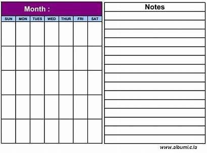 Calendar Blank Texture Tiles Grid Printable Agf81