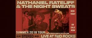 Nathaniel Rateliff and The Night Sweats Tickets | 22nd ...
