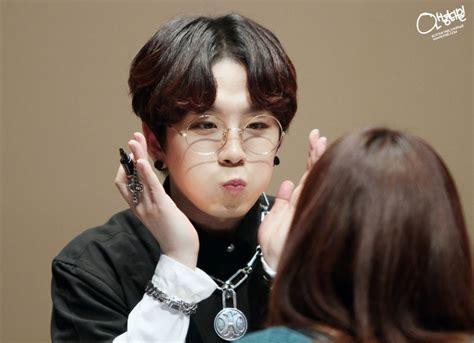 kpop boy group band blockb taeil kpop hairstyles middle