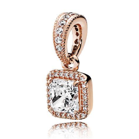 Timeless Elegance, Pandora Rose™ CZ Pendant - 380378CZ ...