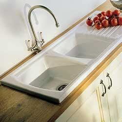 ceramic kitchen sink with drainer sonnet ceramic sink bowl single drainer for 8090