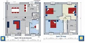 plan de maison 120 000 euros