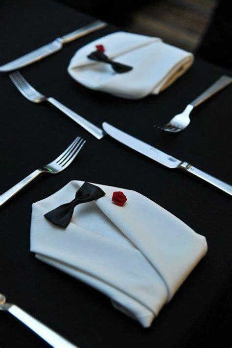 Silvester Servietten Falten by 25 Best Servietten Falten Silvester Ideas On