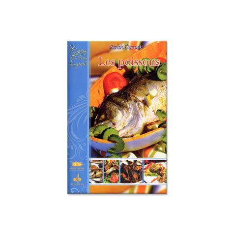 poissons cuisine les poissons livre cuisine maghreb livre albouraq livre