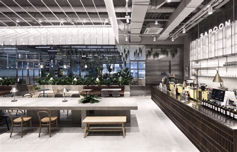 Gallery of SAPOON SAPOON Café / Betwin Space Design - 5
