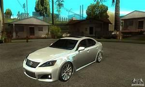 Lexus Is F : lexus is f 2009 for gta san andreas ~ Medecine-chirurgie-esthetiques.com Avis de Voitures