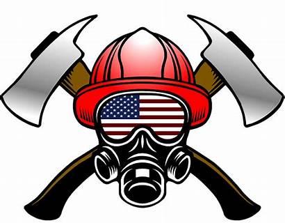 Helmet Fire Decals Flag American Mask Graphics