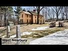 Video of 134 Indian Hill Street   West Newbury ...