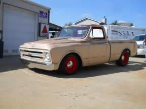Chevy Truck Patina Paint Job