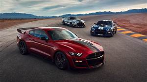 2020 Ford Mustang Shelby GT500 Wallpapers, Specs & Videos ...