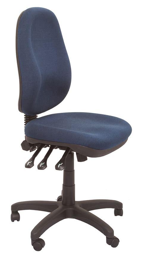 Po Heavy Duty Ergonomic Office Chair Office Stock