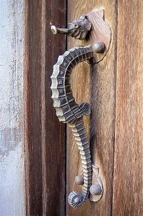 beach themed cabinet door knobs seahorse door handle beach cottage beach house