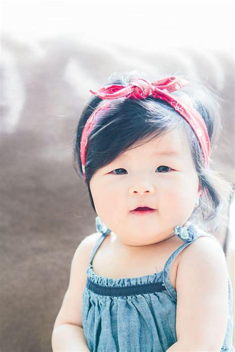 korean babies ideas  pinterest asian baby