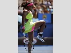 #SoleWatch Serena Williams Advances to the Aussie Final