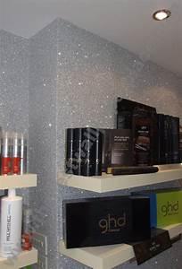 Wallpaper Glitter Home