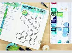 My 2018 Bullet Journal Setup LittleCoffeeFox