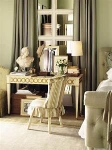 20, Vanity, Chairs, With, Skirt, To, Complement, Classic, Bedrooms