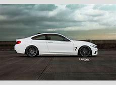 BMW F32 VELGEN WHEELS VMB6 MATTE GUNMETAL 20X9