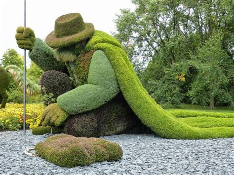 plant sculpture plant sculptures in montreal