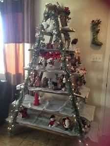 Our, Christmas, Ladder, Tree, Was, Such, Fun