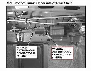 Rear Defroster Doesn U0026 39 T Work  1998 Accord Lx 4 Door