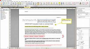 how to edit pdf with pdf xchange editor wondershare With adobe document editing software