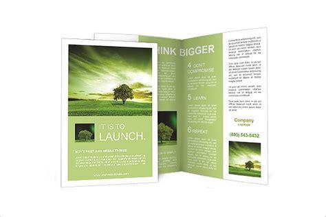 landscape brochure templates psd ai google docs