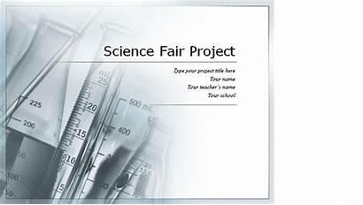 Science Project Fair Templates Presentation Education