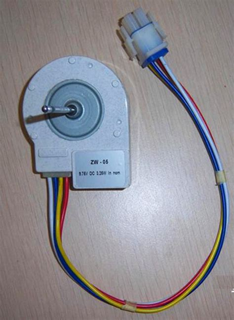 ge wr60x10185 evaporator fan motor dc for refrigerator buy product on jinan retek industries inc jinan bestar inc