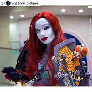 Battle Ready Sally Cosplay Inspired By THE NIGHTMARE ...