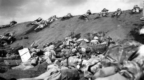 Was Iwo Jima Flag-raising A False Memory?