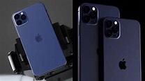 iPhone 12 「海軍藍」新色或 9 月正式發布?果粉:莫蘭迪色+方正中框 超有質感 - COOL-STYLE 潮流生活網