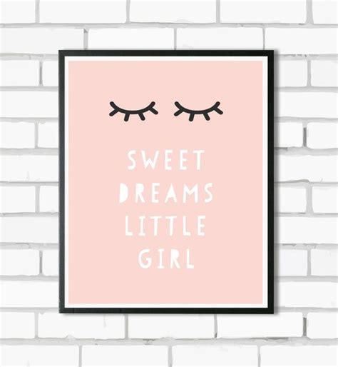 Kinderzimmer Deko Augen by Kinderzimmerbild Sweet Dreams Schlafende Augen Rosa