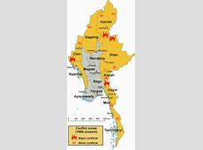 Internal conflict in Myanmar Wikipedia