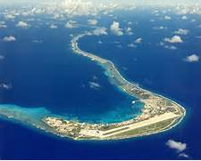 Here is a portion of Kwajalein  Atoll Island Definition