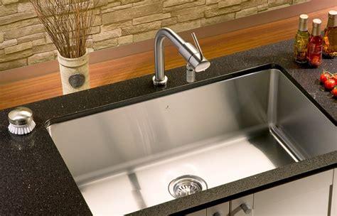 Best Kitchen Sinks by Best Undermount Kitchen Sinks 2019 Top 5 Models On