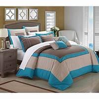 teal and brown bedding Teal and Brown Bedding: Amazon.com