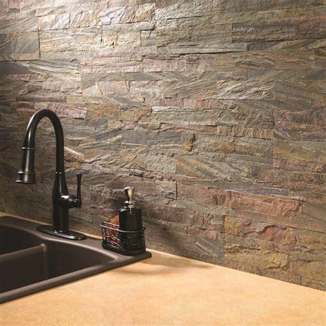 kitchen backsplash stick on tiles self adhesive backsplash kitchen tile panels